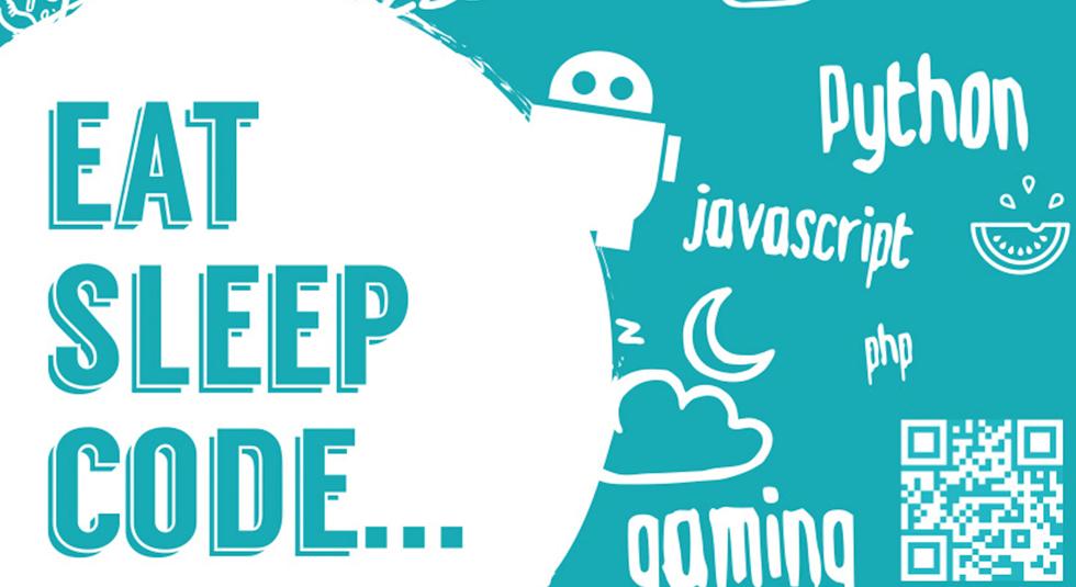 Jersey Coders - Eat Sleep Code